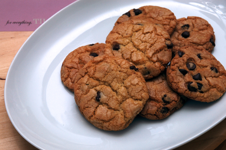 Your Last Chocolate Chip Cookie Recipe