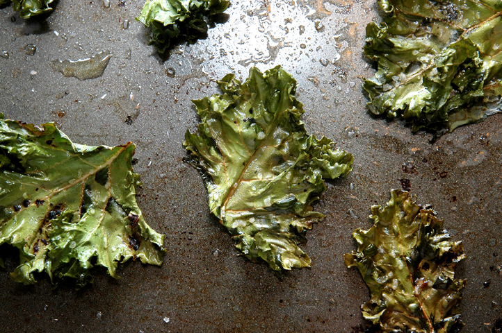 ... sloppy joes with kale chips how to make baked kale chips kyv farm