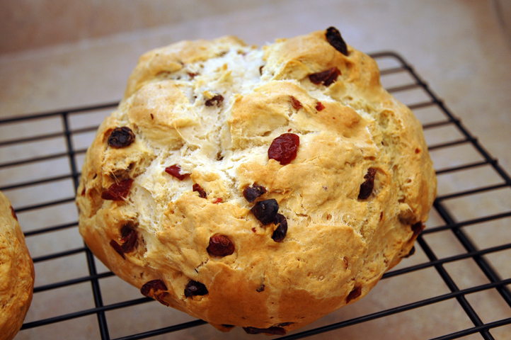 Eat Me, I'm Irish Soda Bread