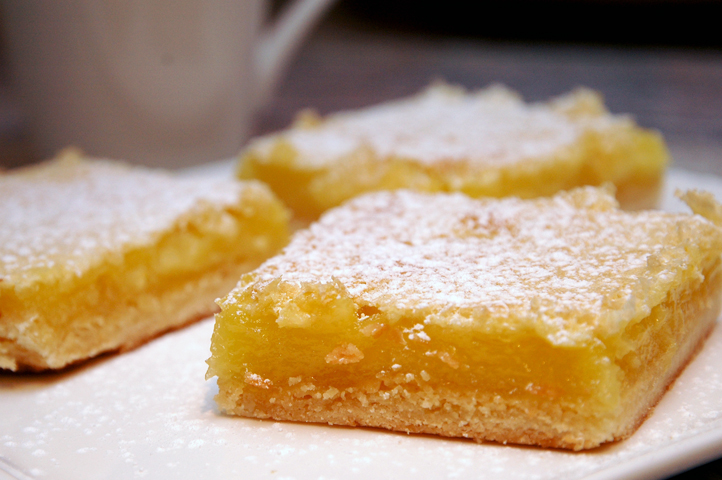 Got The Love for Lemon Bars