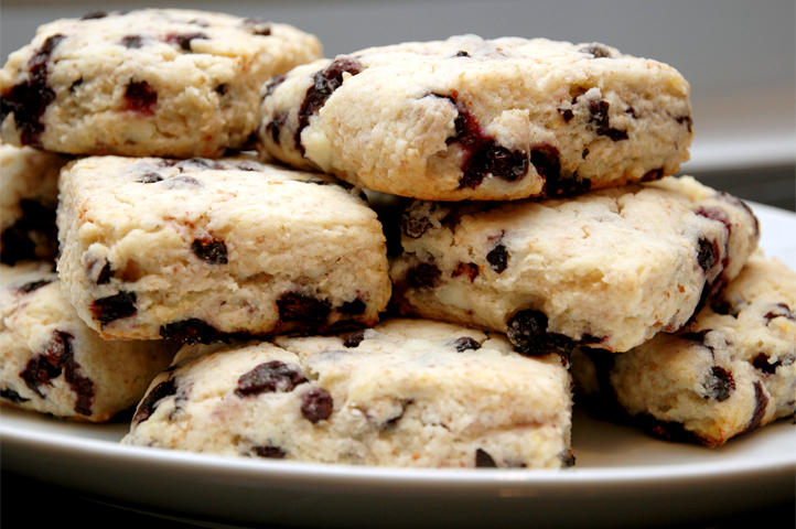 Make friends with scones.