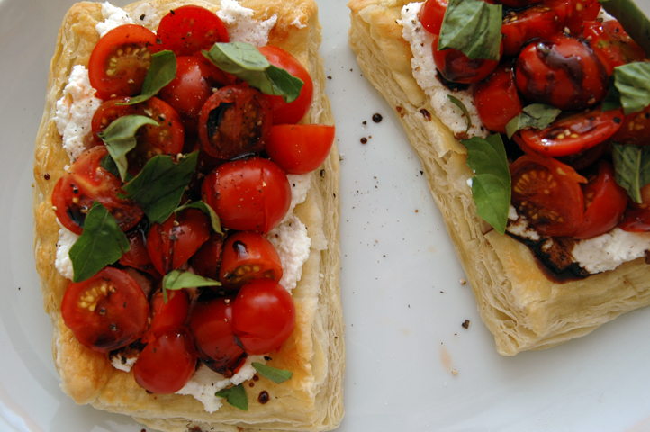 Delicious Cherry and Grape Tomato Recipes?  APPSolutely!