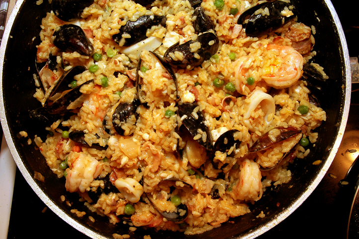 Paella: Then and Now
