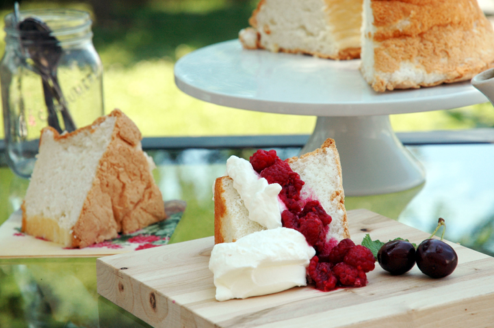 Stay Classic, Angel Food Cake
