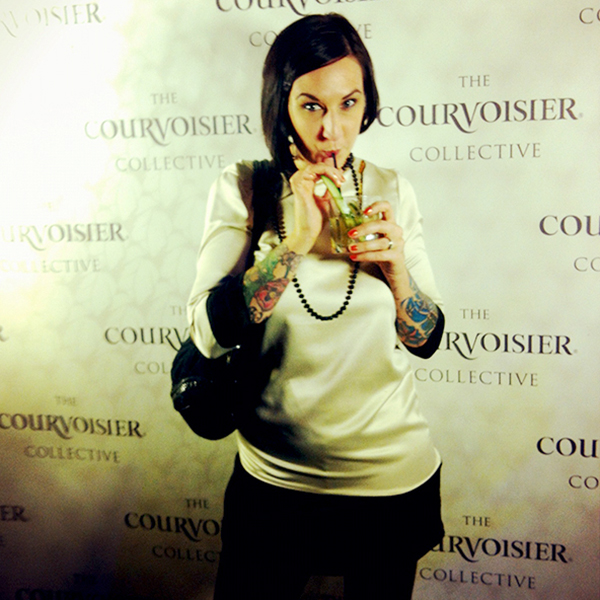 Cool, Calm, and Courvoisier