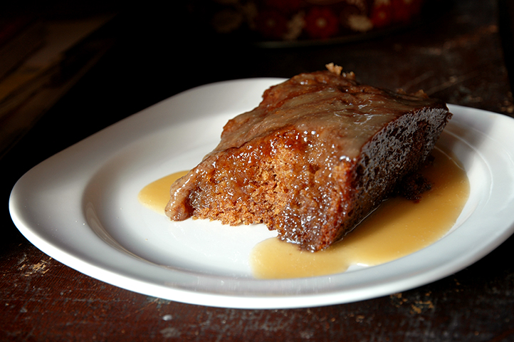 By Request: Sticky Toffee Pudding