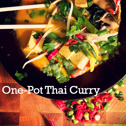 Deee-Liteful Thai Curry