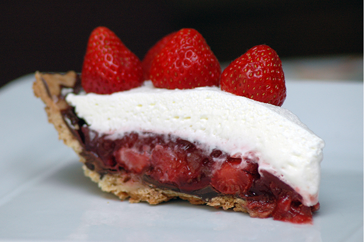 Strawberry Pies Forever