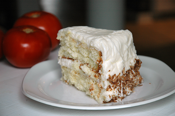 """This cake is """"to die for"""". Well, at least those are the words my dessert-loving friends are using to describe it."""