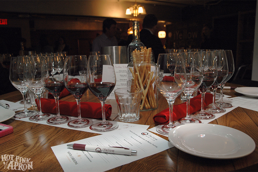 With everything so conveniently laid out, it's clear iYellow has some experience in the area of professional wine tasting.