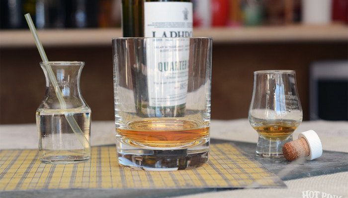 A Woman's Love for Whisky