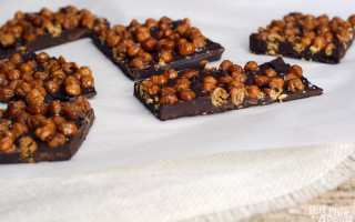 Roasted Chickpea Chocolate & How You Can Feed a Child, Nourish a Mind