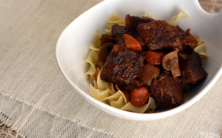 Everything I Know About Food Blogging I Learned From Julia Child's Boeuf Bourguignon