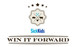 SickKids Win It Forward Contest