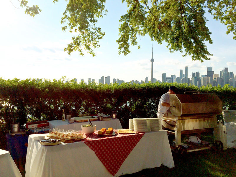 An Evening with Samuel Adams and The League of Extraordinary Chefs